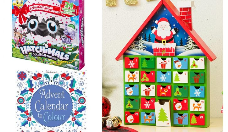 12 Awesome Advent Calendars for Kids
