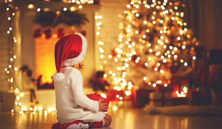 I Don T Care If My Kids Are Naughty Or Nice Christmas Is Unconditional In Our House Savvymom