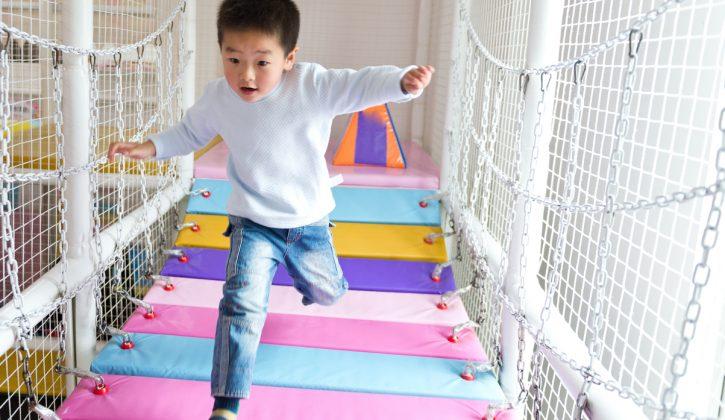 Best Indoor Playgrounds