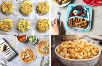 Meal Ideas for Toddlers and Family