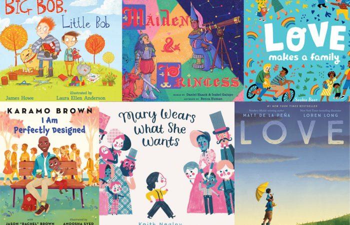Books for Pride Month