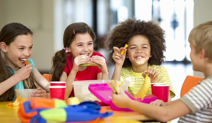 How to Build the Perfect School Lunch