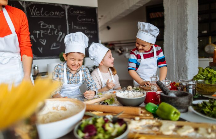 Kids Cooking Classes GTA
