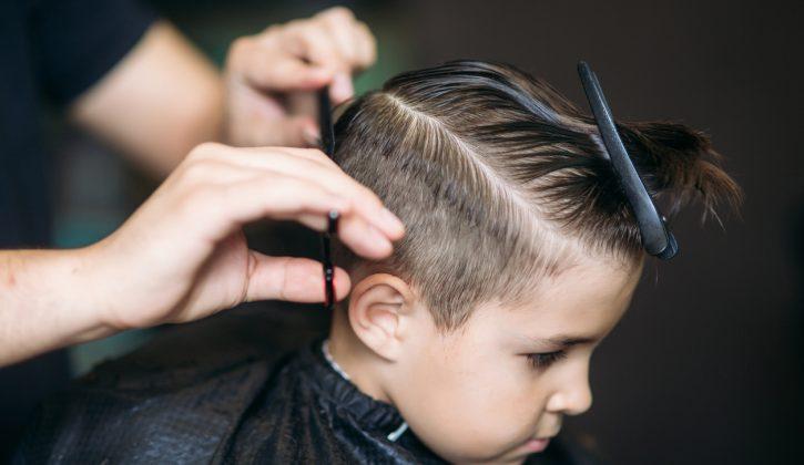 Kids Haircuts Calgary