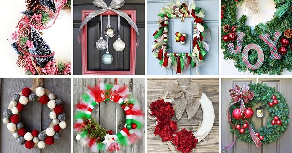 20 Christmas Wreaths (3)