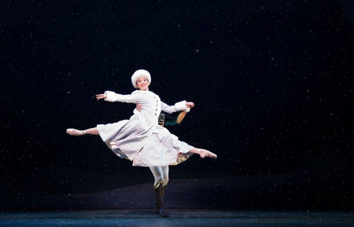 Calgary ballet Nutcracker