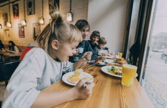 Family-Friendly Brunch in Greater Vancouver
