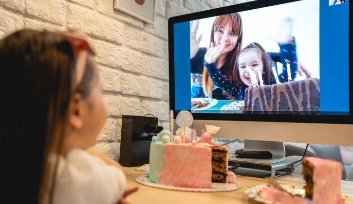 Creative Ways To Host A Virtual Birthday Party For Kids Savvymom