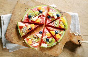 ways to use watermelon, watermelon pizza