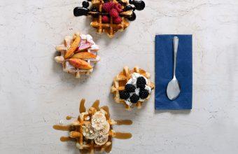 5 ways to top your waffles - SavvyMom