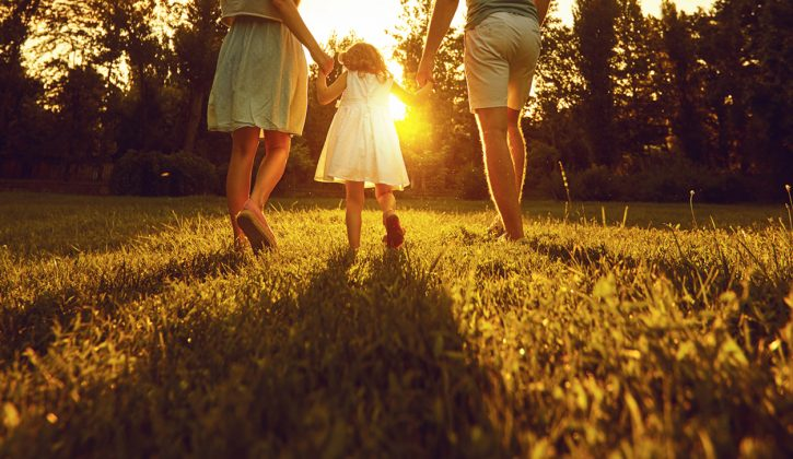 Letting go of the daughter I'll never have