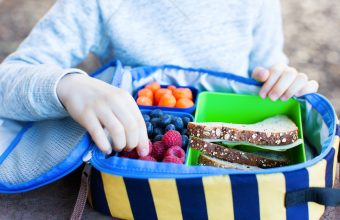 Healthy Snack Ideas for School Lunches