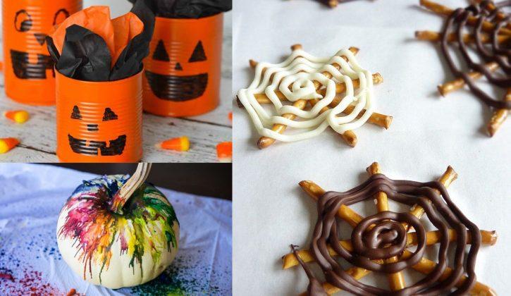 Halloween Crafts and Activities