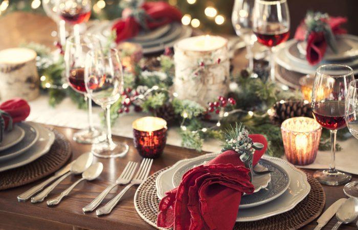 Christmas Dinner To Go