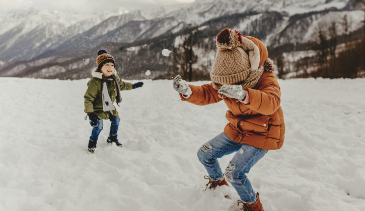 things to do outdoors this winter