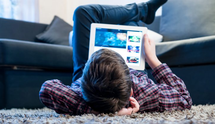 Addicted to screen time