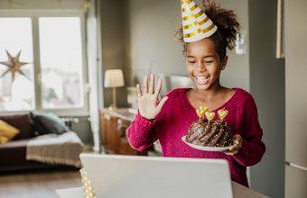 Virtual birthday party options Ottawa