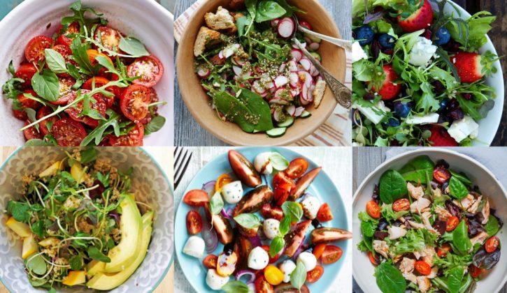 Unique Salad Recipes - SavvyMom