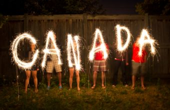 SavvyMom Canada Day Gathering