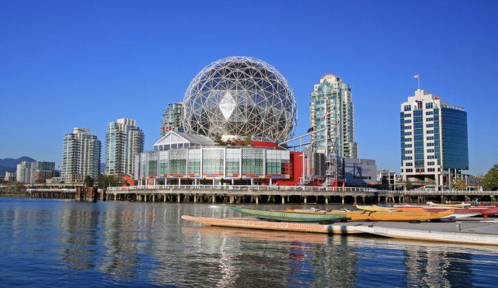 Vancouver in July - SavvyMom