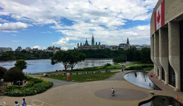 Ottawa in July - SavvyMom