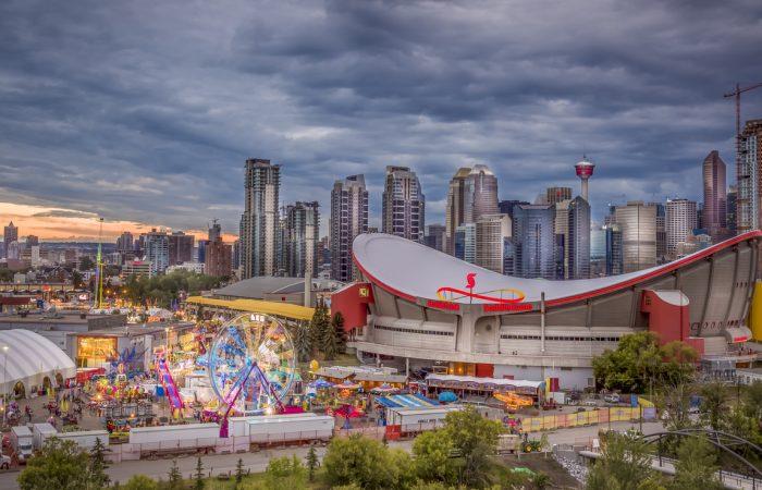 Calgary in July - SavvyMom