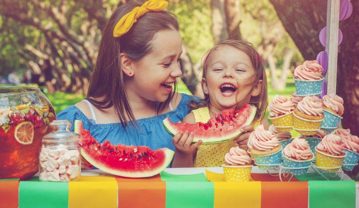 Simple Summer Birthday Party - SavvyMom