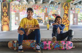 Aunty Skates - Tips for Skateboarding for Kids - SavvyMom