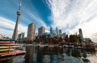 Toronto in September