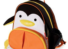"Skip Hop Zoo Pack Little Kid ""Penguin"" Backpack"