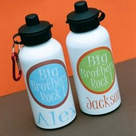 Kathy and Kim Originals Water Bottle