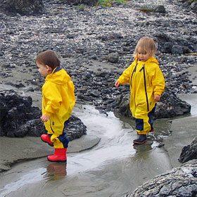 Muddy Buddy Waterproof Coveralls