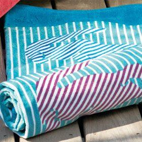 Lacoste Beach Towel