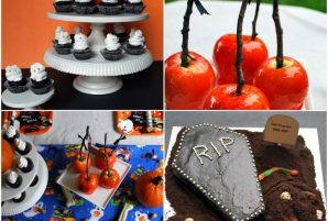 24 Creepy Halloween Birthday Party Ideas