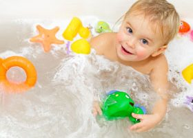 13 Brilliant Bath Toys