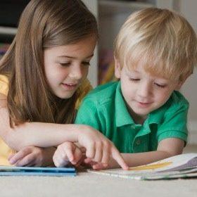 Kids' Reading List