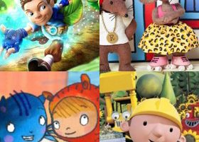Sneak Peek at 8 New Preschool Shows