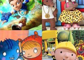 Sneak Peek at 8 New Preschool Shows