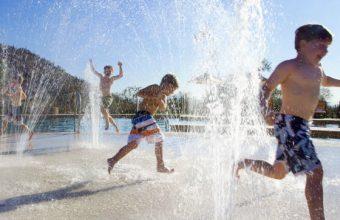 8 Fun Splash Pads in Calgary