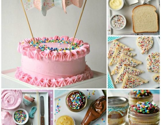 A Birthday Baking Party