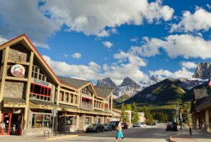 6 Family Hot Spots in Canmore