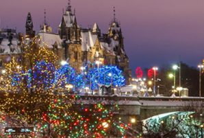 How to Do the Holidays in Ottawa