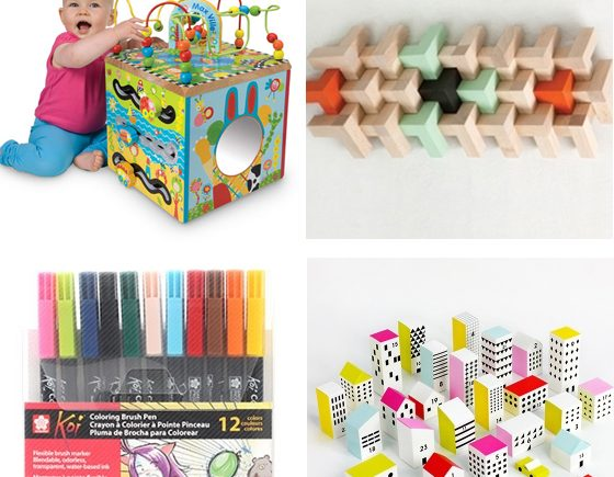 10 Toys for Creative Play