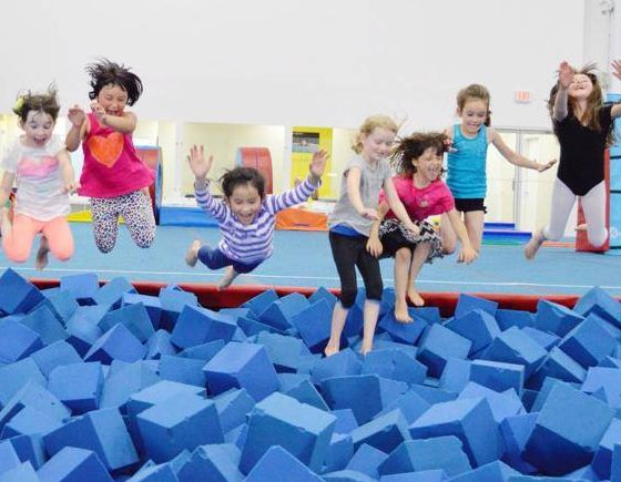 3 Gymnastics Places for Kids in Calgary