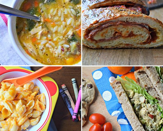 New Year, New Lunch Box: 12 Ways to Cure Your Lunch Making Blues