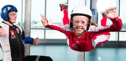 iFly_skydiving_for_kids_in_Toronto