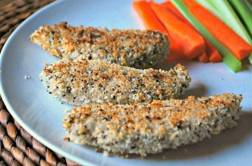 chia chicken strips for toddlers