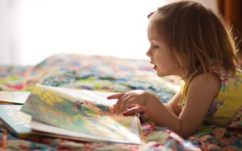 Encourage Kids to Love Reading with These Literacy Day Activities
