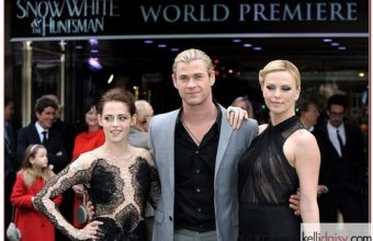 """Snow White And The Huntsman"" London Premiere"