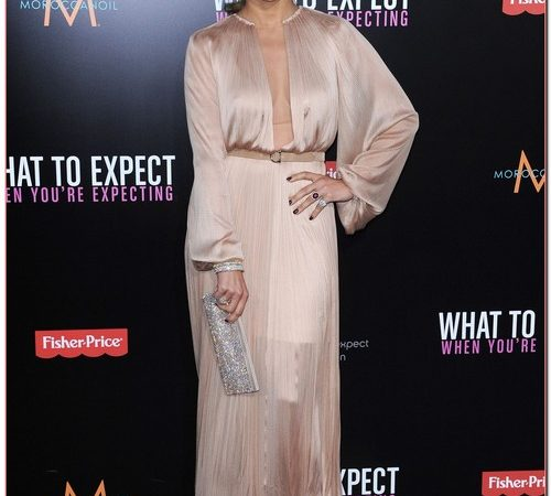 'What To Expect When You Are Expecting' Los Angeles Premiere